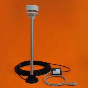 CV7-V-USB Veleta-anemometro ultrasónico