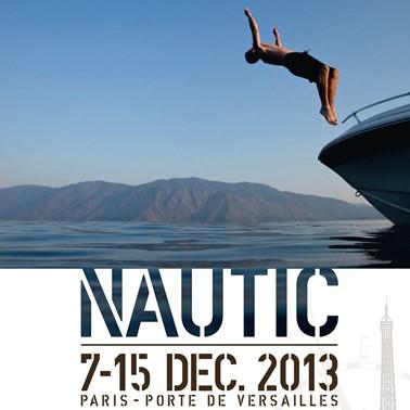 lcj capteurs participe au Salon Nautique de Paris de 2013, le Nautic 2013