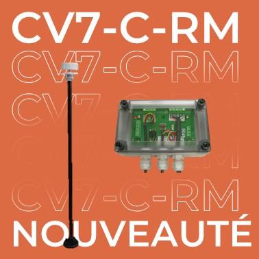 mat rotatif cv7-c-rm-lcj capteurs