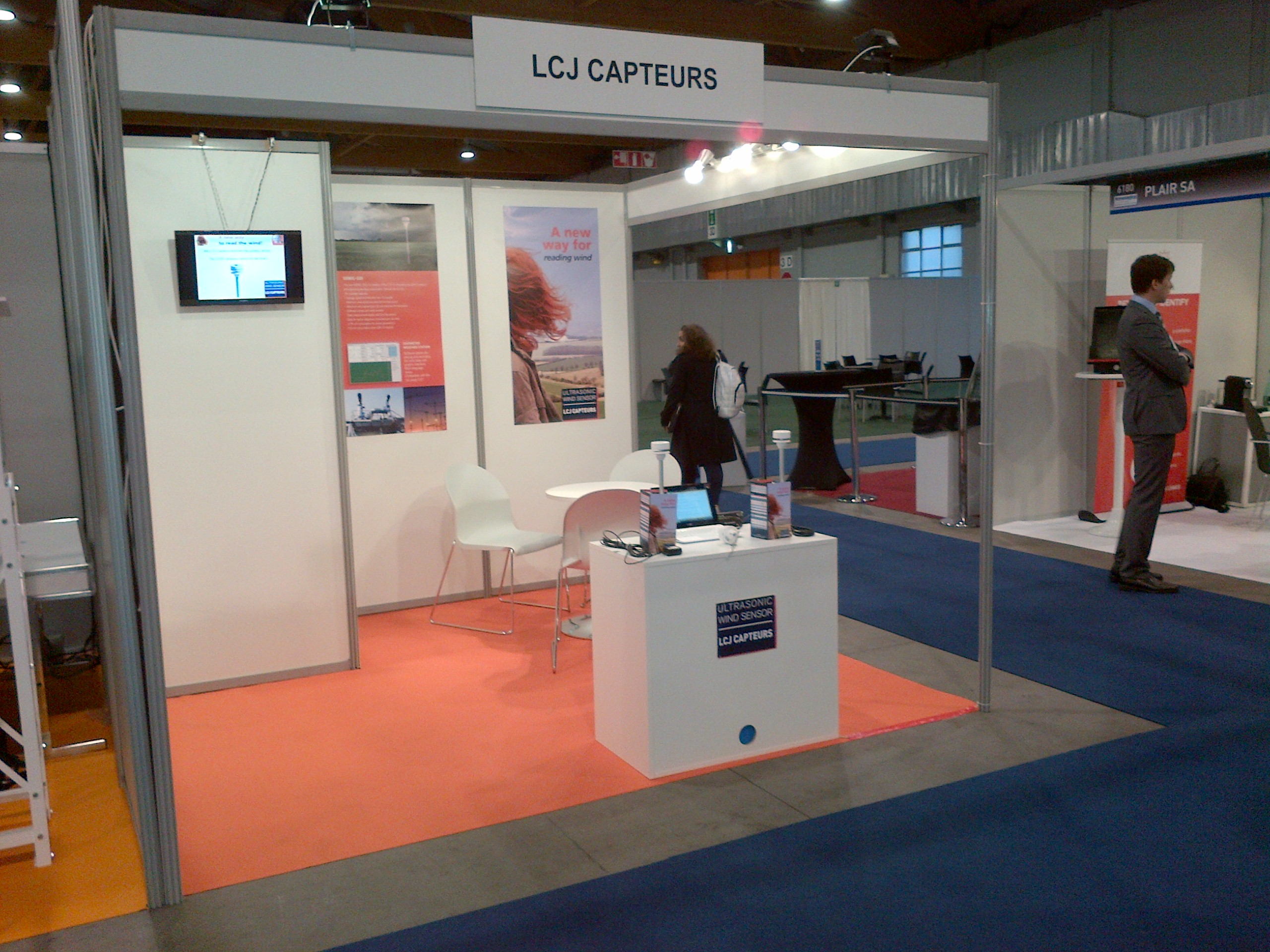 Expo Stands 2015 : Innovation for meteorological technology world expo lcj