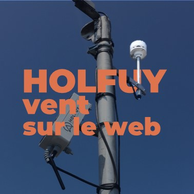 station meteo holfuy en ligne