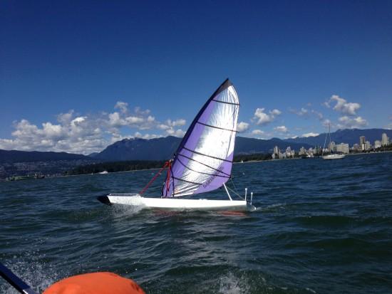 UBC Sailbot - LCJ Capteurs