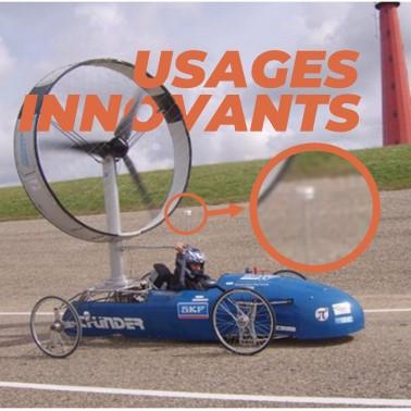 utilisation innovantes capteur de vent