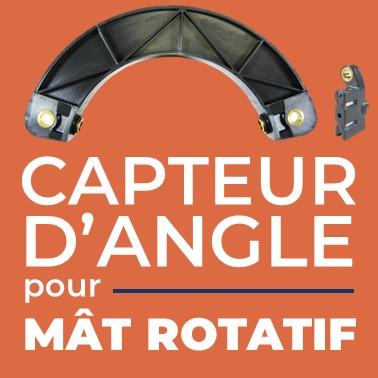 capteur mat rotatif