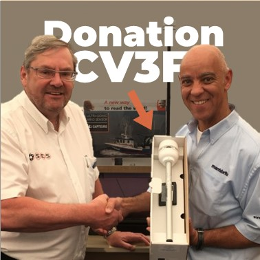 donation capteur de vent à ultrasons