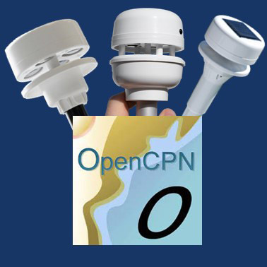 installation wind sensor on open cpn