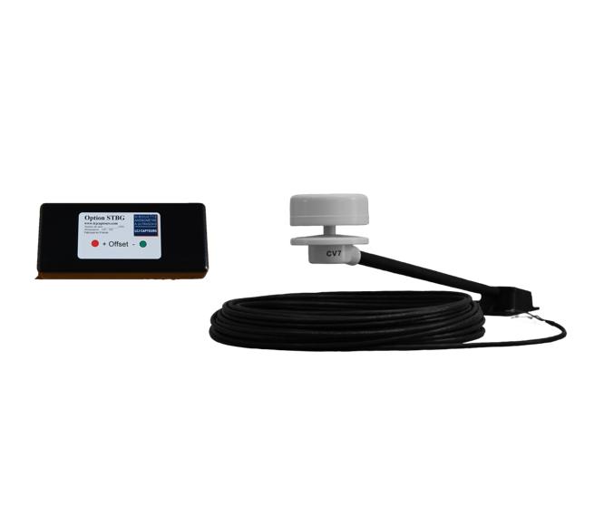 CV7-STBG anémomètre à ultrasons avec une interface universelle pour les équipements de bord ancien