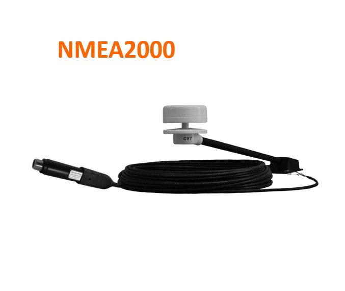 Girouette-anémomètre NMEA 2000