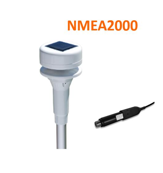 CV7SF2-WINDYPLUG - Capteur de vent ultrasonique sans fil avec interface Windyplug
