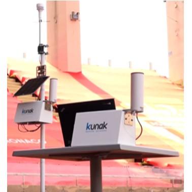 kunak-équipement de qualite de l'air