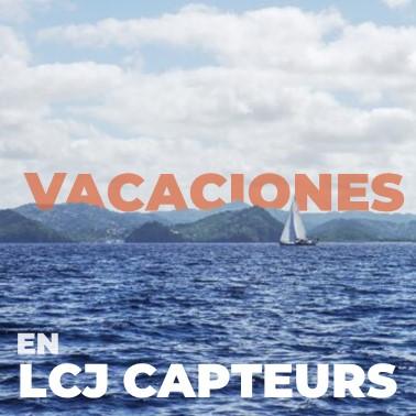 lcj capteurs se en vacaciones 2018