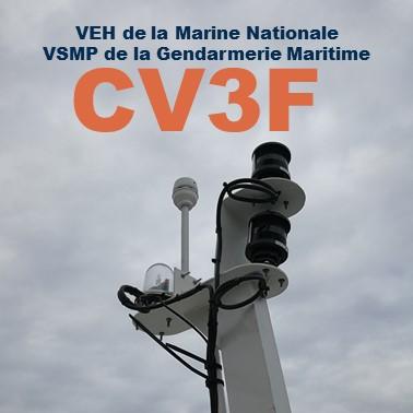 marine nationale VEH capteur de vent