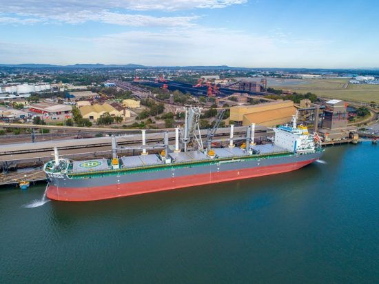 rotor sail blue planet shipping