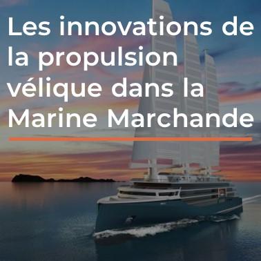 innovation énergie éolienne dans la marine