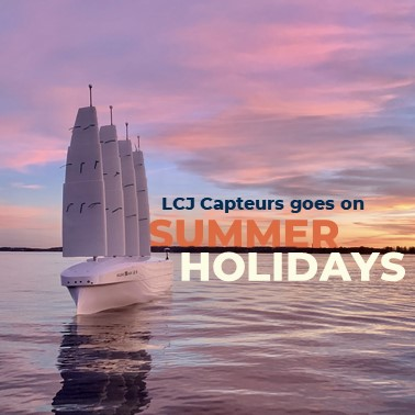 vacation for lcj capteurs 2021