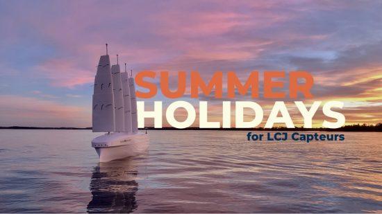 holidays lcj capteurs 2021