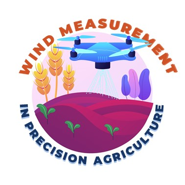 wind measure in agriculture